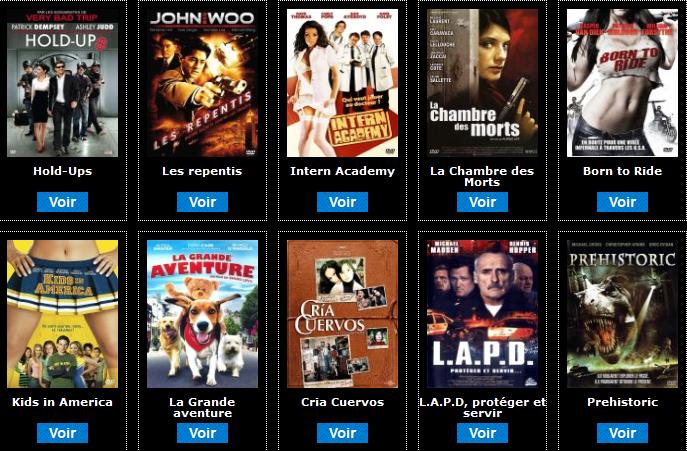 Films et films sexuels